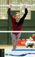 Gymnastics Hits the Road for Pair of MIC Dual Meets