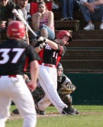 Baseball Drops Series Finale To Eastern Kentucky, 11-5