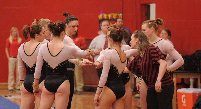 Gymnastics Earns NCAA Public Recognition Award