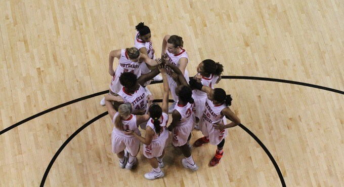 Women's Basketball Time Moved to 6:30 p.m. Monday Night