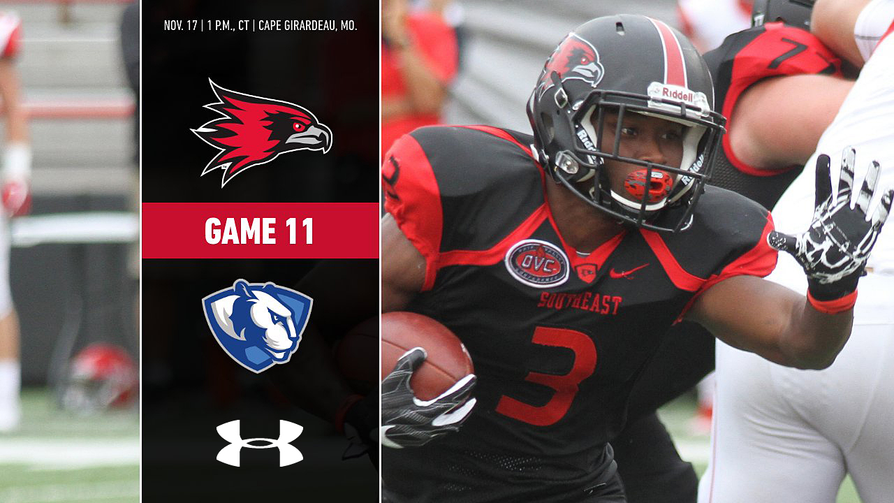 23 Southeast Missouri Hosts Eastern Illinois In Ovc Game Of The Week
